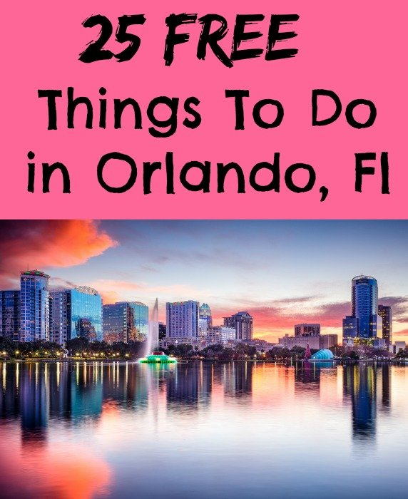 25 Free Things To Do in Orlando, Fl