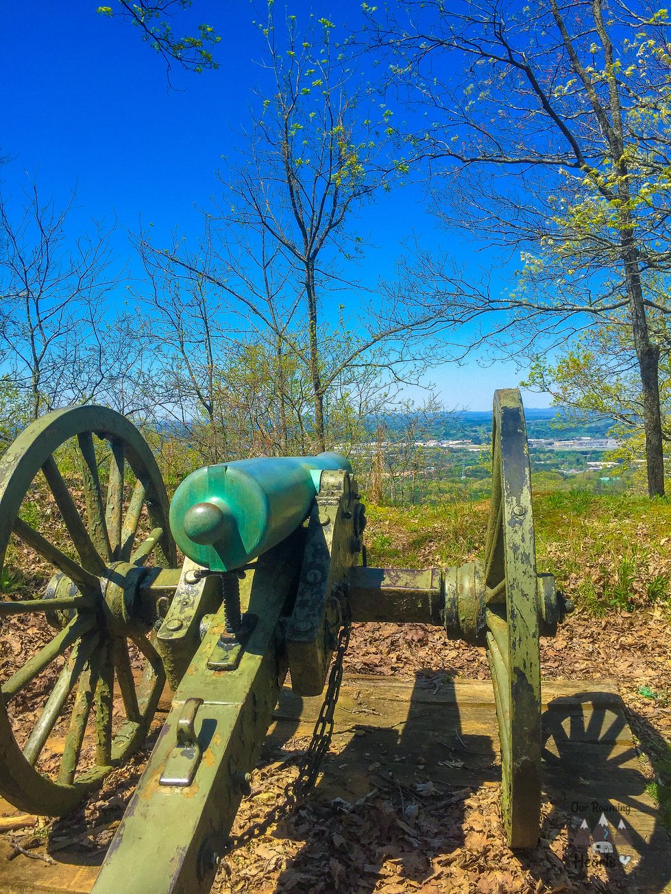 Kennesaw Mountain National Battlefield - Operation Staycation Atlanta