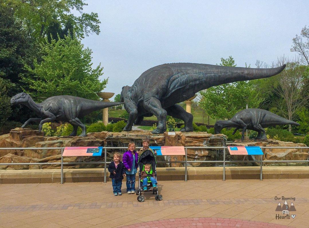 Fernbank Natural History museum Atlanta