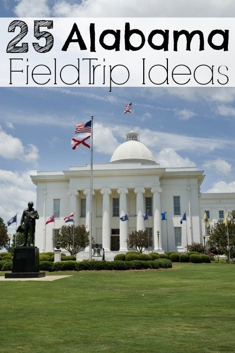 25 Alabama Field Trip Ideas