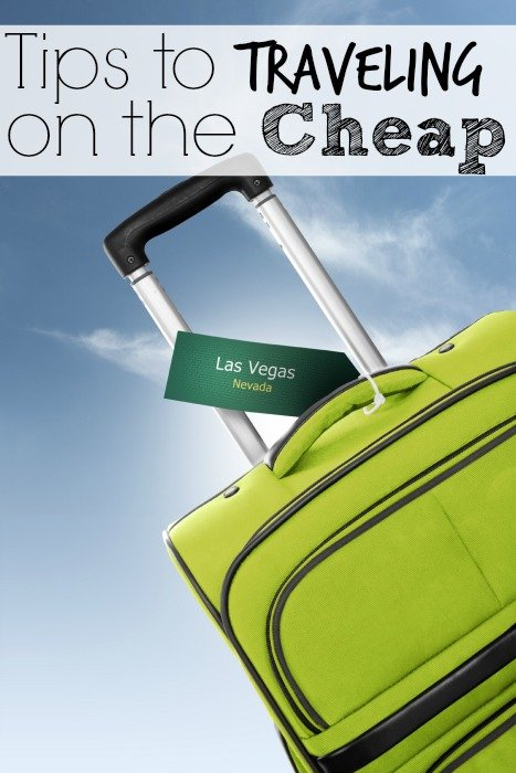 Tips to Traveling on the Cheap