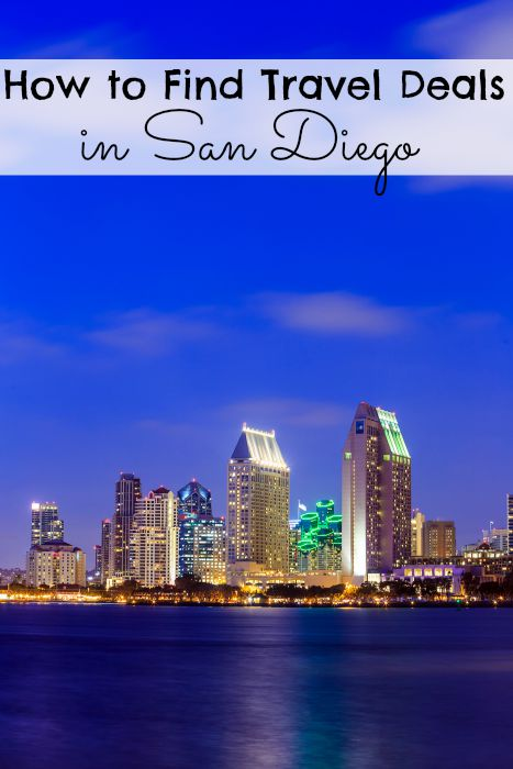 How to Find Travel Deals in San Diego