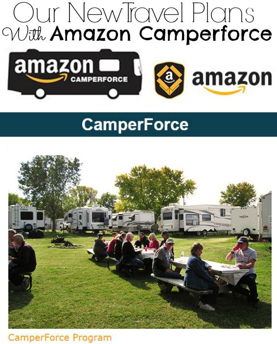 Our New Plan With Amazon CamperForce!