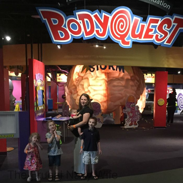 Adventure Science Center Body Quest