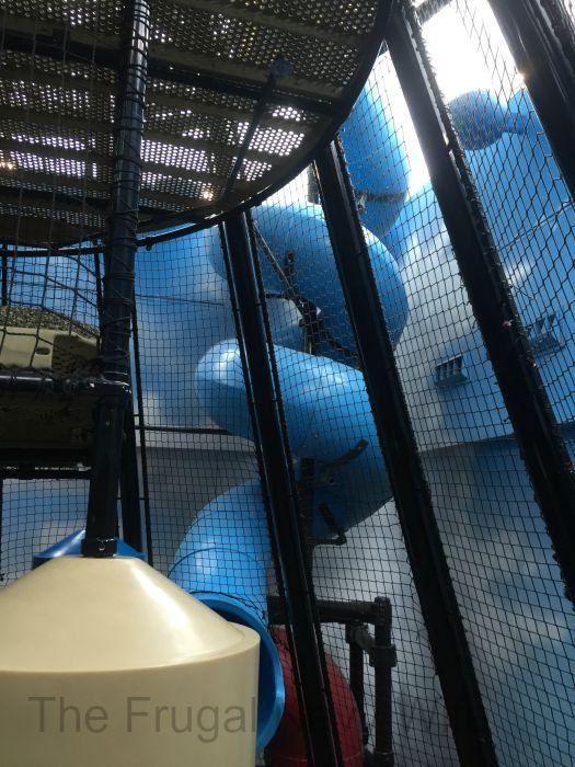 Adventure Science Center Slide