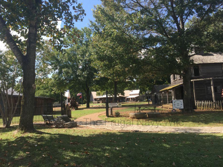 Cannonsburgh Village Murfreesboro, Tennessee All