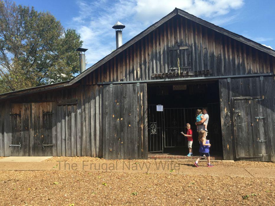 Cannonsburgh Village Murfreesboro, Tennessee Blacksmith