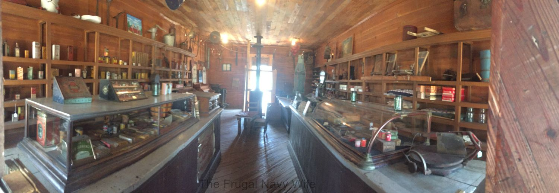 Cannonsburgh Village Murfreesboro, Tennessee Store Inside