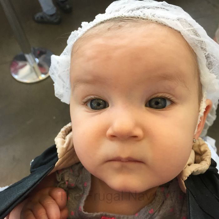 Hershey's Chocolate World – Hershey, Pennsylvania Baby Hair Net