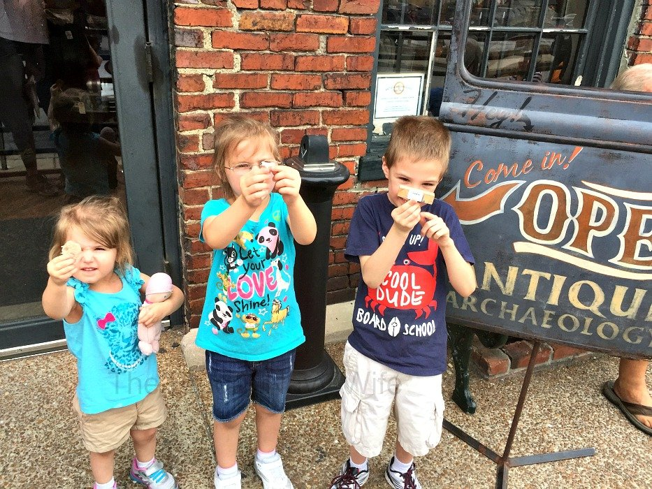 Antique Archaeology and Surrounding Shops – Nashville, Tennessee Kids Toys