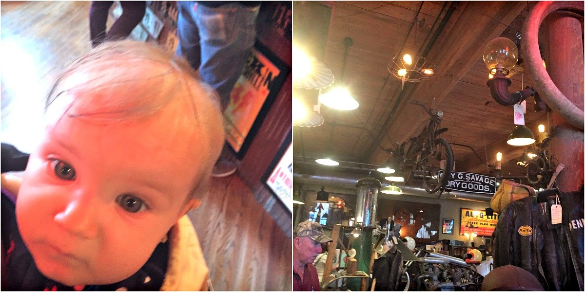 Antique Archaeology and Surrounding Shops – Nashville, Tennessee Lights