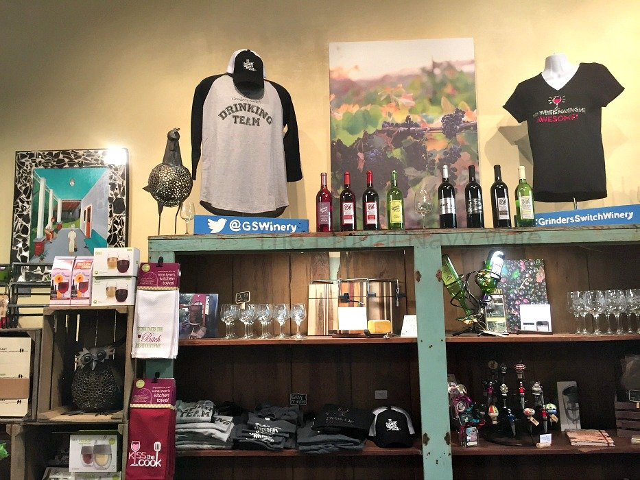 Antique Archaeology and Surrounding Shops – Nashville, Tennessee Winery
