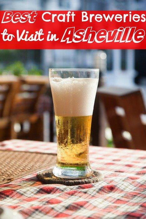 Best Craft Breweries to Visit in Asheville