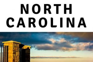 One of my favorite places to camp is in North Carolina. Check out these five campsites for your next camping adventure in North Carolina. #camping #northcarolina #ourroaminghearts #campsites #ourdoors | Camping in North Carolina | Campsites in North Carolina | Outdoor Activities in North Carolina | North Carolina Travel |