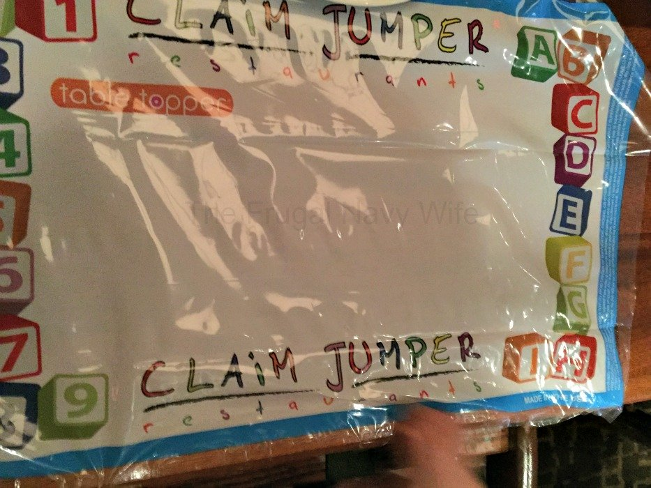 Claim Jumper Restaurant – Nashville, Tennessee Mat