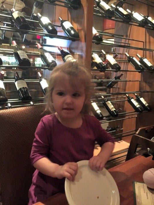 Claim Jumper Restaurant – Nashville, Tennessee Wine