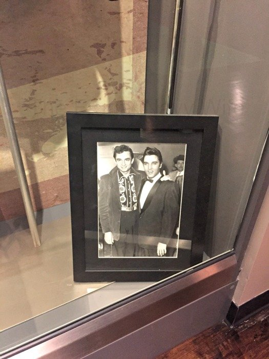 Johnny Cash Museum – Nashville, Tennessee Johnny and Elvis