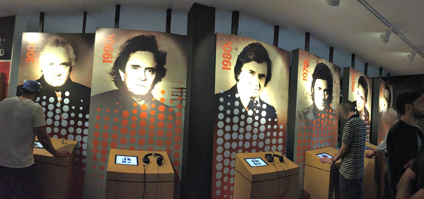 Johnny Cash Museum – Nashville, Tennessee Timeline