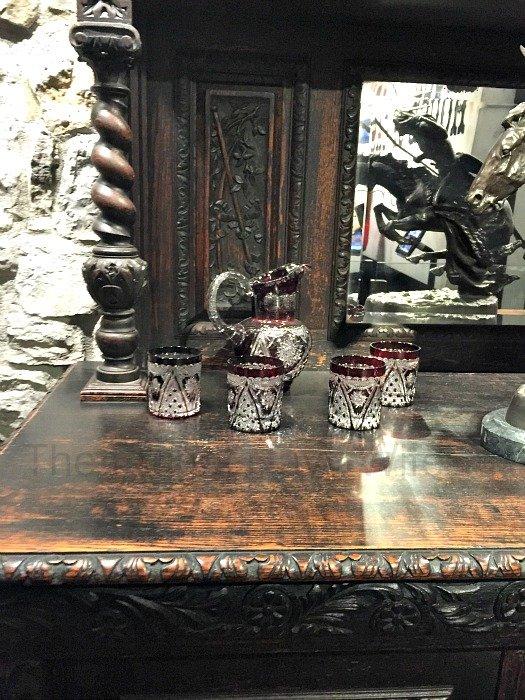 Johnny Cash Museum – Nashville, Tennessee Glass Set