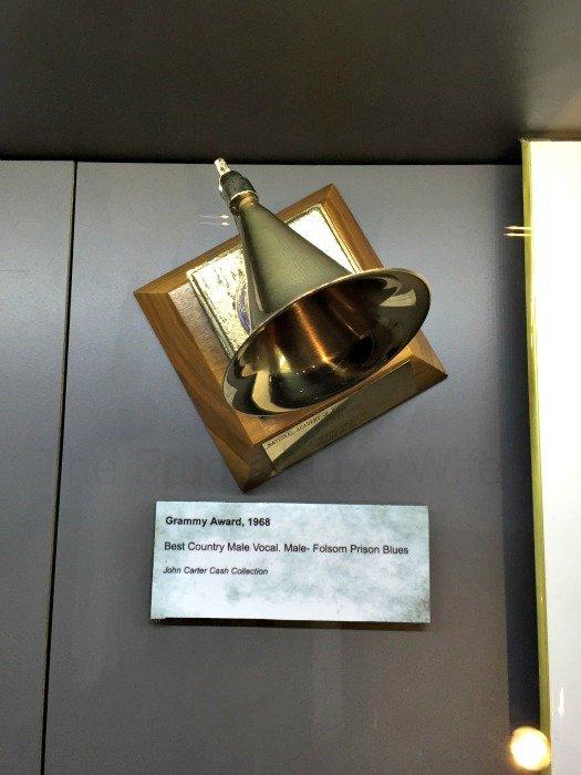 Johnny Cash Museum – Nashville, Tennessee Grammy