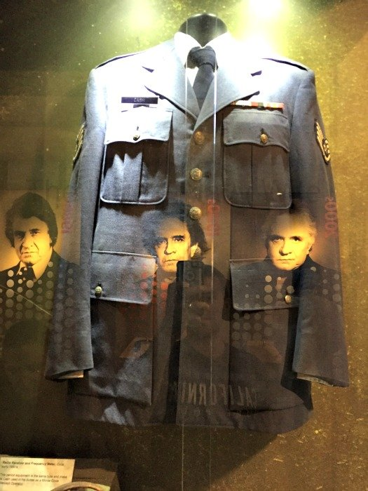 Johnny Cash Museum – Nashville, Tennessee Reflection