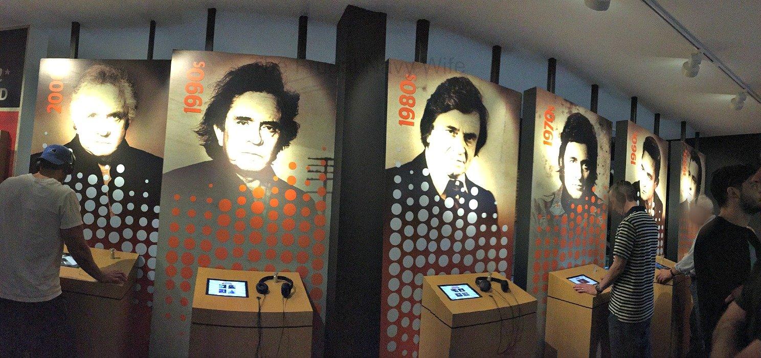 Johnny Cash Museum – Nashville, Tennessee Timeline