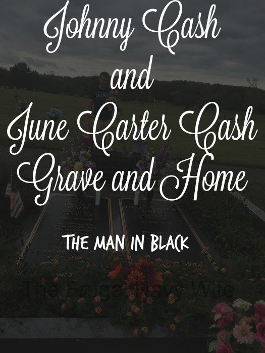 Johnny Cash and June Carter Cash Grave and Home – Hendersonville, Tennessee