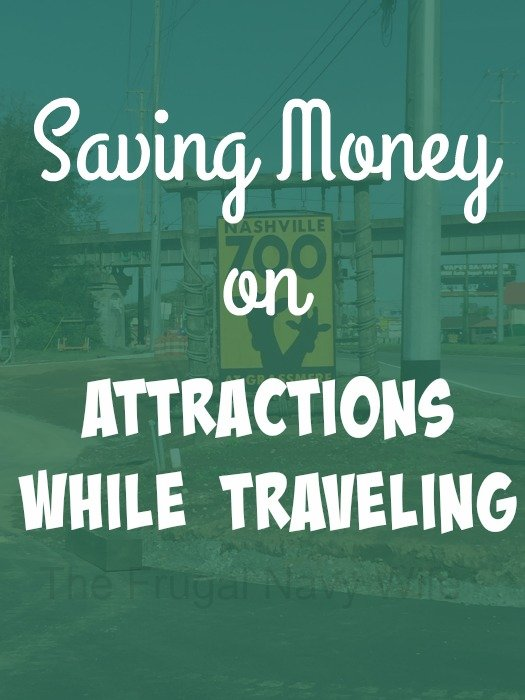 Saving Money on Attractions While Traveling