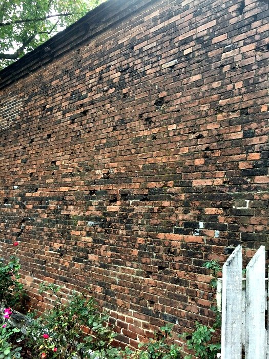 The Carter House – Franklin Tennessee Bullet Bricks