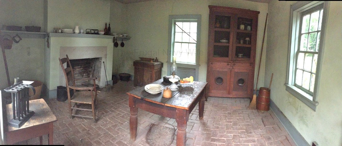 The Carter House – Franklin Tennessee Inside Kitchen