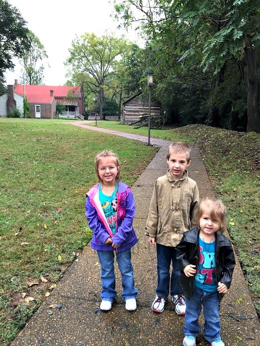 The Carter House – Franklin Tennessee Kids