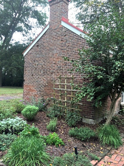 The Carter House – Franklin Tennessee Kitchen Bricks