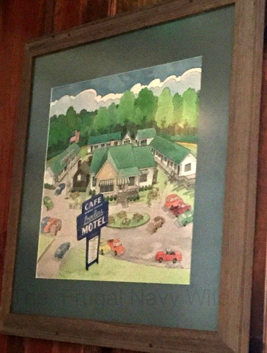 The Loveless Café – Nashville, Tennessee Painting