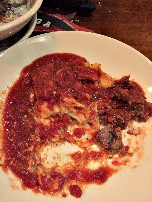 The Old Spaghetti Factory – Nashville, Tennessee My Food