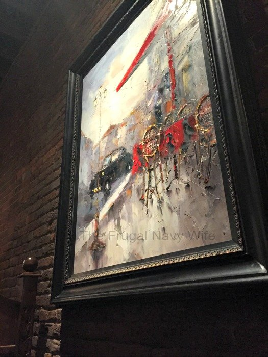 The Old Spaghetti Factory – Nashville, Tennessee Painting
