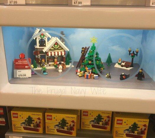 Lego Store – Nashville, Tennessee Christmas Legos