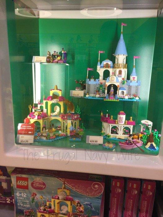 Lego Store – Nashville, Tennessee Disney Princess