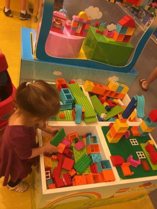 Lego Store – Nashville, Tennessee Duplo