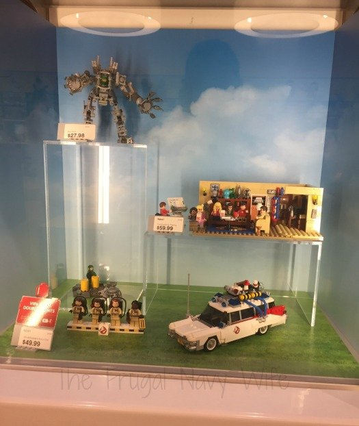 Lego Store – Nashville, Tennessee Ghostbusters