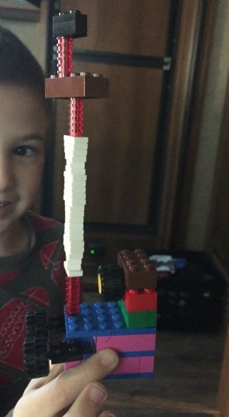 Lego Store – Nashville, Tennessee Lego Boat
