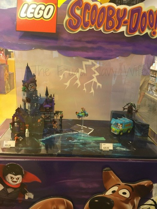 Lego Store – Nashville, Tennessee Scooby Doo