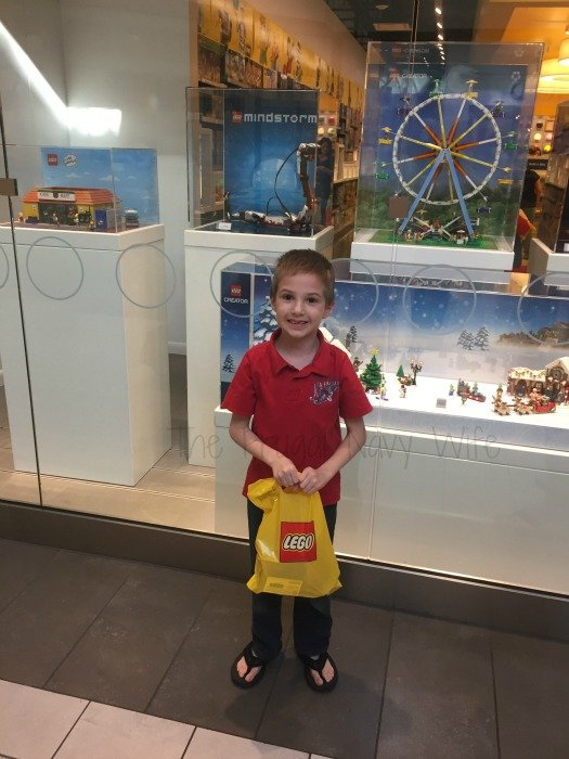 Lego Store – Nashville, Tennessee With Bag
