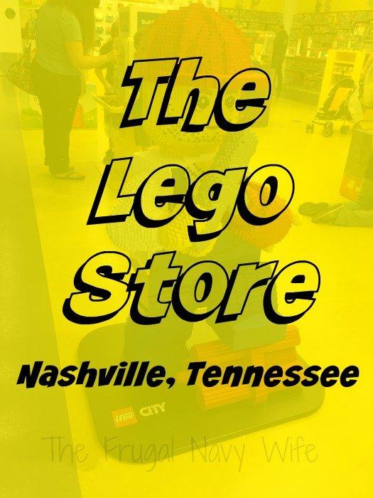 Lego Store – Nashville, Tennessee