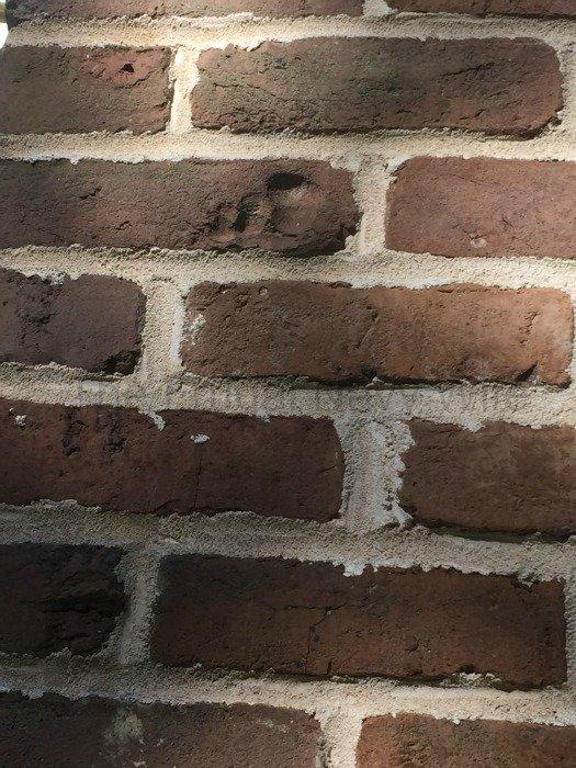 Sam Davis House – Smyrna, Tennessee Brick Foot