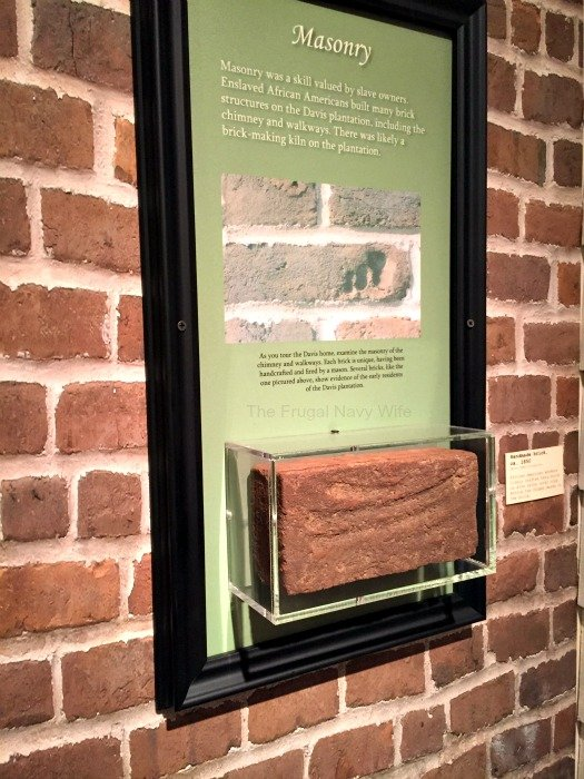 Sam Davis House – Smyrna, Tennessee Bricks