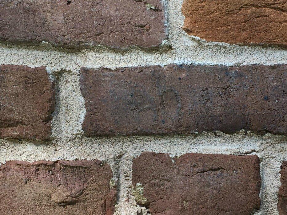 Sam Davis House – Smyrna, Tennessee Fingerprint