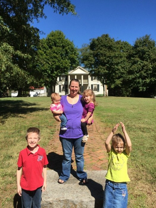 Sam Davis House – Smyrna, Tennessee Kids