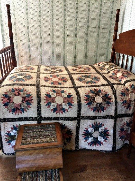 Sam Davis House – Smyrna, Tennessee Quilt