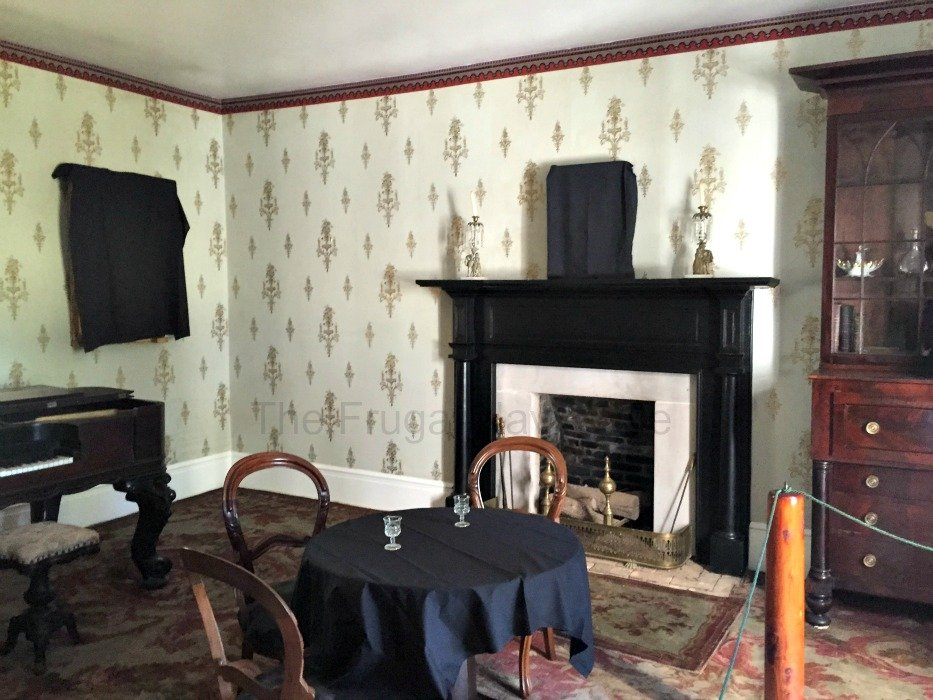 Sam Davis House – Smyrna, Tennessee Sitting Room