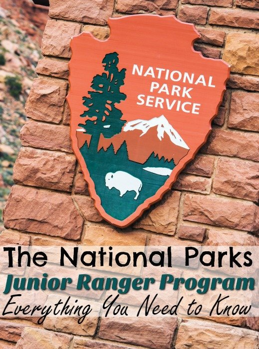 The National Parks Junior Ranger Program